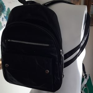 Genuine Leather Small Backpack